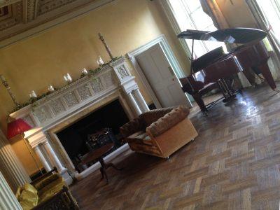 Hampton Court Wedding Pianist | Simon Grand