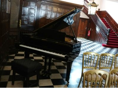 Littleton Park House Wedding Pianist | Simon Grand