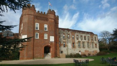 Piano at Farnham Castle Surrey | Simon Grand