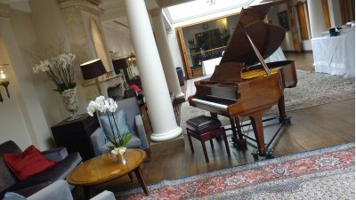 Piano at Wentworth Club | Simon Grand