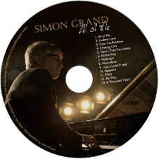 Simon Grand - All Of Me
