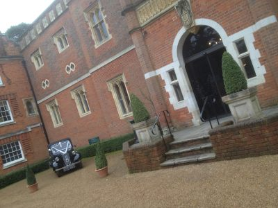 Wotton House Wedding Pianist | Simon Grand
